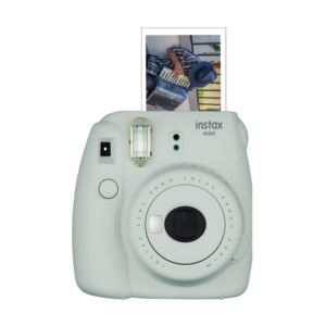 Instax Mini 9 Instant Camera Smokey White