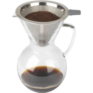 Pourover 6-Cup Carafe - Glass