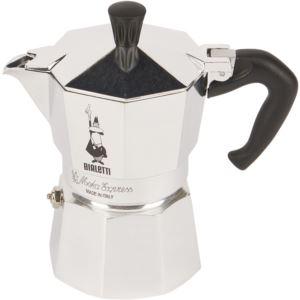 Moka Express 3-Cup Stovetop Espresso Maker