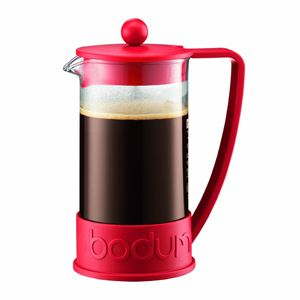 Brazil Red 8 cup Coffee Maker, 34 oz