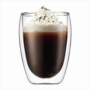 Pavina Double Wall Glass 12 oz. (set of 2)