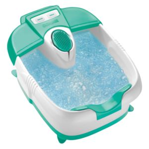 Percussion/Vibration Foot Bath Spa Massager