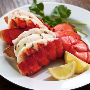 4 (5oz) Cold Water Lobster Tails