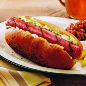 16 (3.2oz) All Beef Hot Dogs
