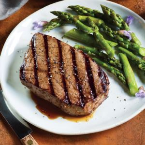 8 (8oz) Top Sirloin Steaks