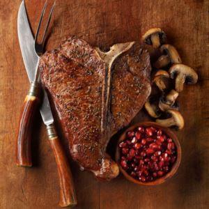 4 (18oz) Porterhouse Steaks