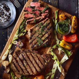4 (12oz) Boneless Ribeye Steaks