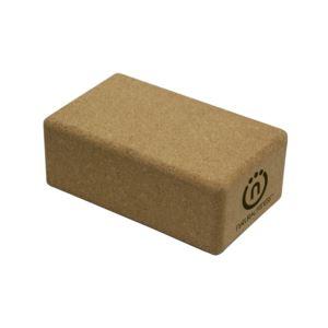Natural Fitness - Cork Yoga Block