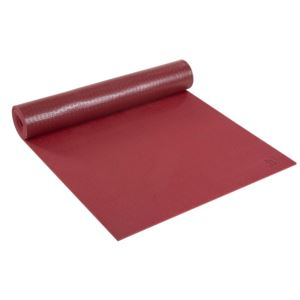 Natural Fitness - Eco-Smart Yoga Mat - Crimson, Bordeaux