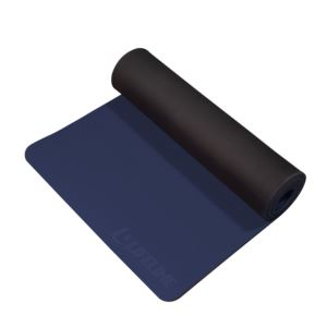 "Lifeline - Professional Training Mat - Blue,"" Black"