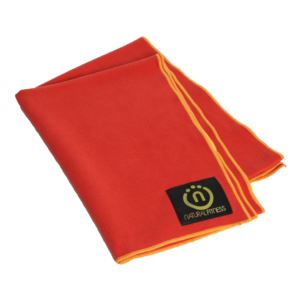 Natural Fitness - Yoga Mat Towel - Red Rock, Sun