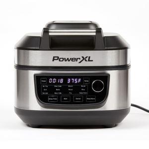 6qt Digital Grill Air Fryer Combo