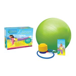 Pilates Yoga Eco Ball Kit