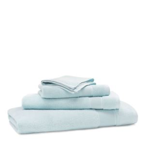 Sanders Collection Bath Towel Set - (Lagoon Blue) - (3 Piece)