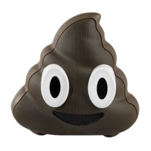 Jamoji Chocolate Swirl Bluetooth Speaker