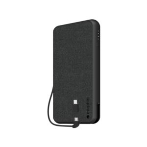 Powerstation Plus XL - Black Fabric (10,000mAh)