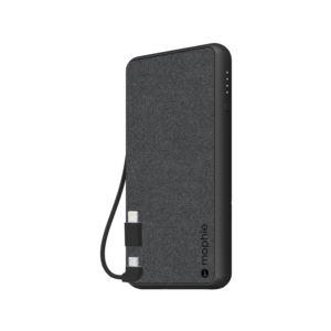 Powerstation Plus - Black Fabric (6,040mAh)