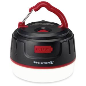 Waterproof Lantern with Powerbank
