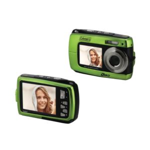 Dual Screen Waterproof 18mp / HD Camera