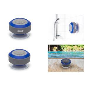 Waterproof Bluetooth Speaker - Blue