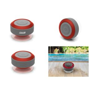 Waterproof Bluetooth Speaker - Red