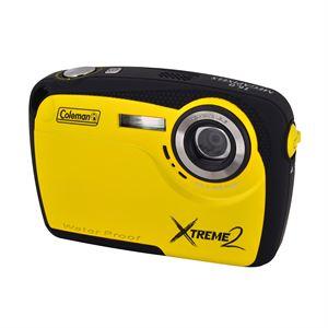 Xtreme II 16 MP HD Video Waterproof Digital Camera (Yellow)