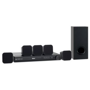 DVD Home Theater System w/ HDMI 1080p Output