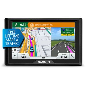 Drive 5 In. GPS Navigator with LIFETIME Maps and Traffic of U.S.