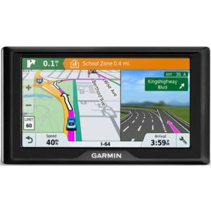 Drive 61 GPS Navigator with Lifetime Maps of U.S. & Canada