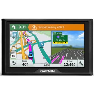 Drive 51 GPS Navigator with Lifetime Maps of U.S. & Canada