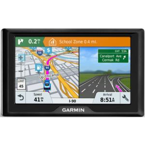 Drive 51 GPS Navigator with Lifetime Maps and Traffic of U.S. & Canada