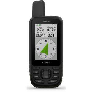 Handheld Hiking GPS with 3 Color Display