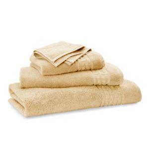 Pierce 3-Piece Towel Set - Wheat