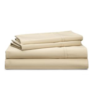 Spencer King Size Sheet Set-Flax