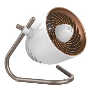 Pivot Personal Air Circulator - Metallic Copper