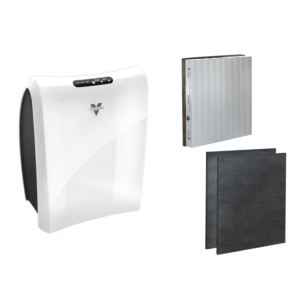 AC350 Ice Air Purifier and Filter Package