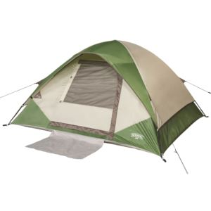 Jack Pine 4 Person Dome Tent - Fern