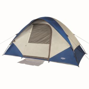 Tamarack 6 Person Dome Tent - Blue