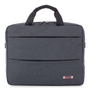 "Elevate Briefcase,"" Gray"