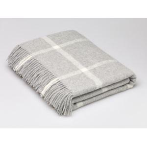 Merino Lambswool Throw Blanket