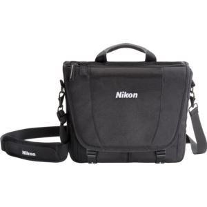 Nikon Courier Bag Carrying case for select Nikon cameras