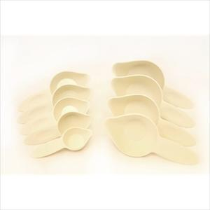 MEASURING CUP SET 9 PC (ALMOND CREAM)