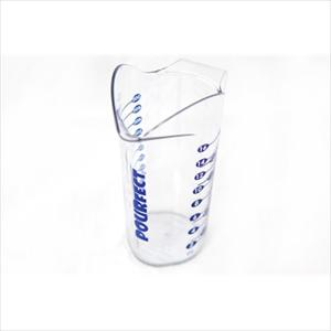 2 CUP POLYCARBONATE BEAKER