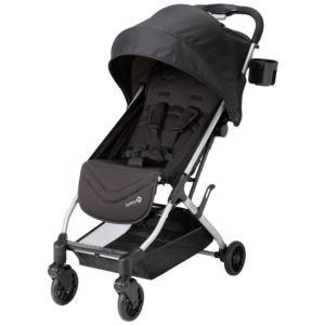 Teeny Ultra Compact Stroller Black Magic