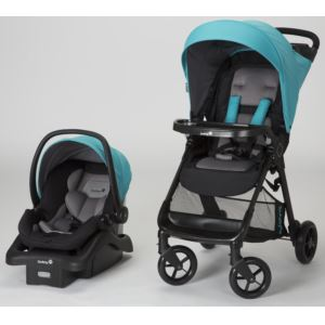 Smooth Ride Travel System Lake Blue
