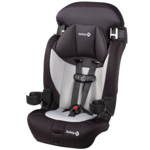 Grand 2-in-1 Booster Car Seat Black Sparrow