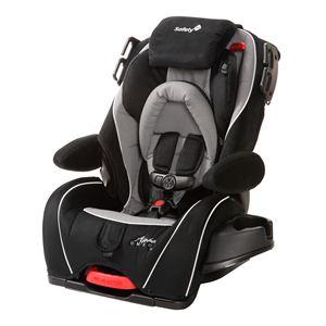 Alpha Omega Elite Convertible Car Seat Quartz