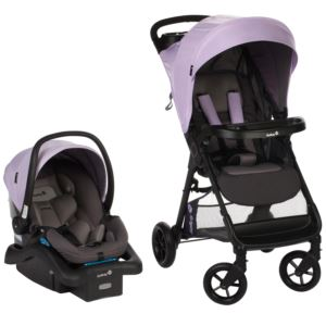 Smooth Ride Travel System Wisteria