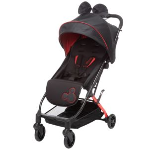 Teeny Ultra Compact Stroller Let\'s Go Mickey