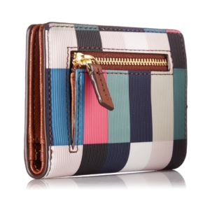 Emma Rfid Mini Wallet - (Bright Multi)